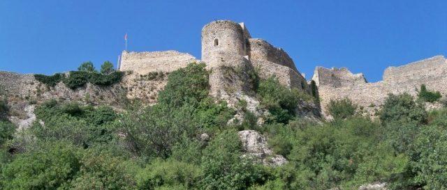 A la découverte de la forteresse de Mornas